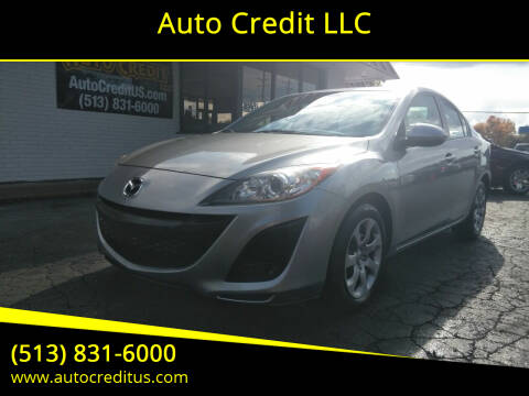 2010 Mazda MAZDA3 for sale at Auto Credit LLC in Milford OH