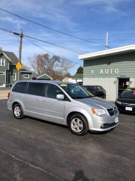 2012 Dodge Grand Caravan for sale at SHEFFIELD MOTORS INC in Kenosha WI