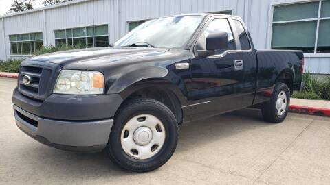 2008 Ford F-150 for sale at Houston Auto Preowned in Houston TX