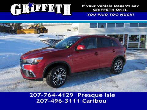 2018 Mitsubishi Outlander Sport for sale at Griffeth Mitsubishi - Pre-owned in Caribou ME