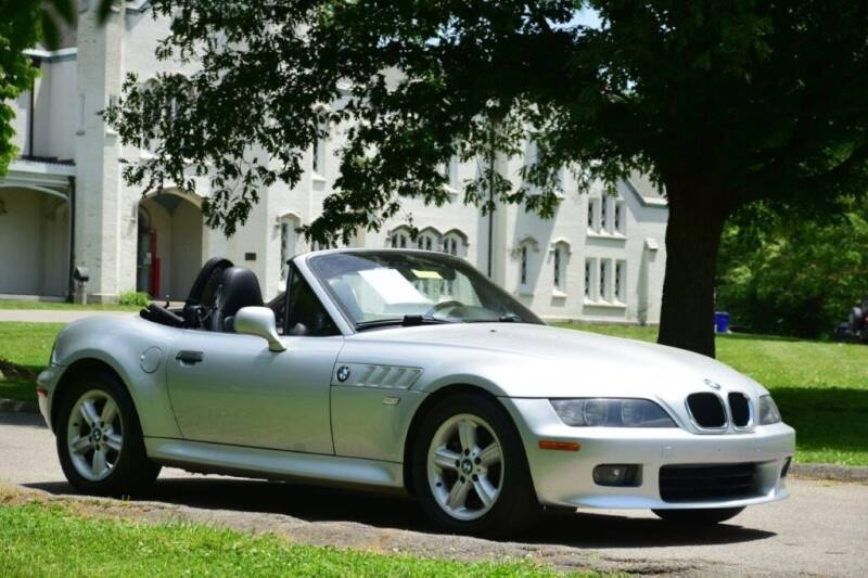 2000 BMW Z3 for sale at Digital Auto in Lexington KY