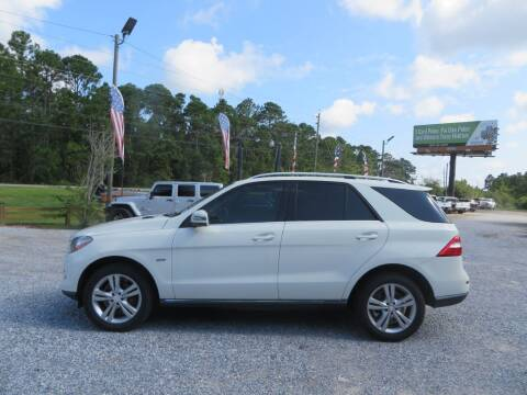 2012 Mercedes-Benz M-Class for sale at Ward's Motorsports in Pensacola FL