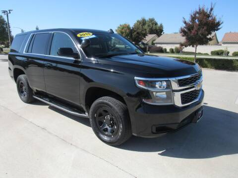 2015 Chevrolet Tahoe for sale at Repeat Auto Sales Inc. in Manteca CA