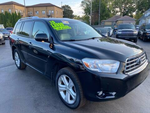 2010 Toyota Highlander for sale at Streff Auto Group in Milwaukee WI