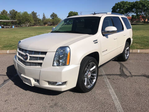 2013 Cadillac Escalade for sale at Freedom  Automotive in Sierra Vista AZ