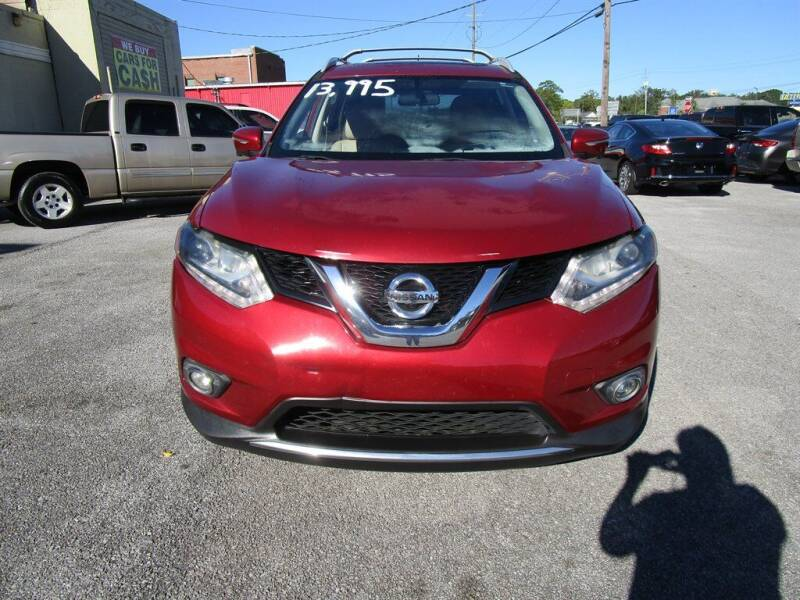 2015 Nissan Rogue for sale at Downtown Motors in Milton FL