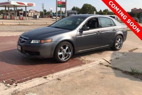2006 Acura TL for sale at Monster Cars in Pompano Beach FL