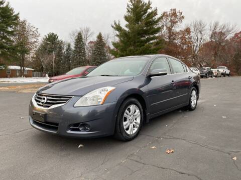 2010 Nissan Altima for sale at Northstar Auto Sales LLC in Ham Lake MN