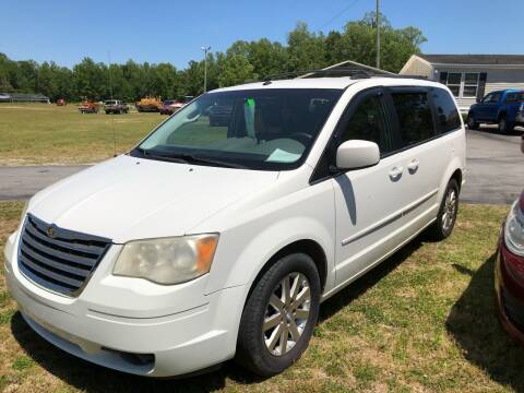 2008 Chrysler Town and Country for sale at IH Auto Sales in Jacksonville NC