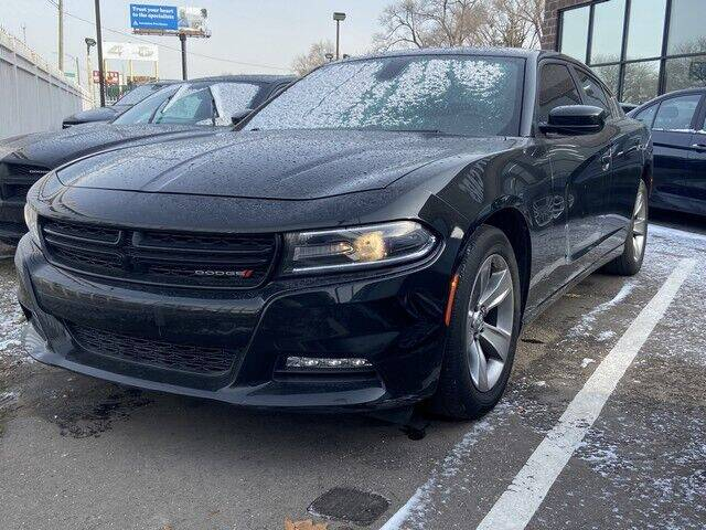 2017 Dodge Charger for sale at SOUTHFIELD QUALITY CARS in Detroit MI