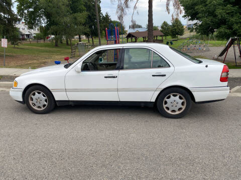 1996 Mercedes-Benz C-Class for sale at Retro Classic Auto Sales in Fairfield WA