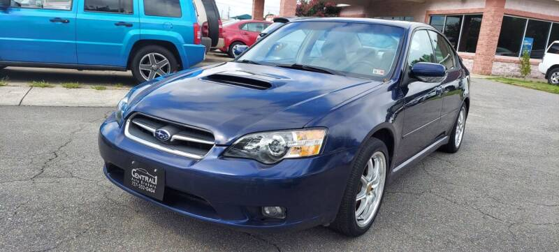 2005 Subaru Legacy for sale at Central 1 Auto Brokers in Virginia Beach VA