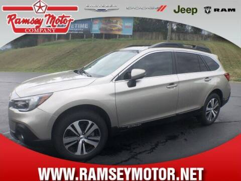 2019 Subaru Outback for sale at RAMSEY MOTOR CO in Harrison AR