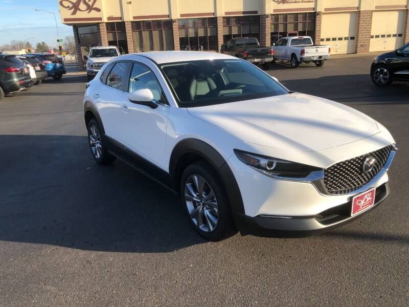 2020 Mazda CX-30 for sale at ASSOCIATED SALES & LEASING in Marshfield WI