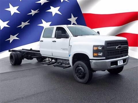 2021 Chevrolet Silverado 5500HD for sale at Gentilini Motors in Woodbine NJ