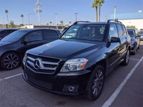 2012 Mercedes-Benz GLK for sale at Camelback Volkswagen Subaru in Phoenix AZ