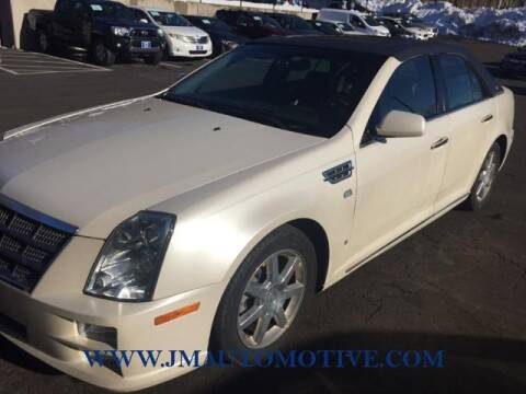 2008 Cadillac STS for sale at J & M Automotive in Naugatuck CT