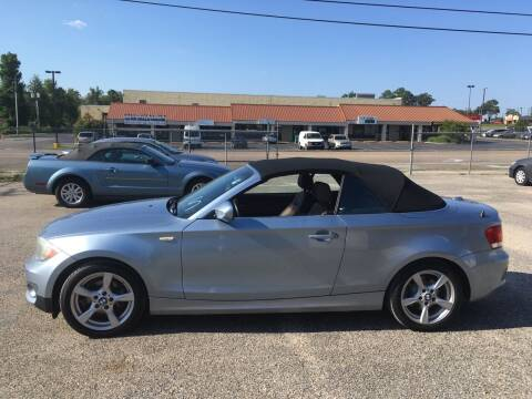 2012 BMW 1 Series for sale at Autofinders in Gulfport MS