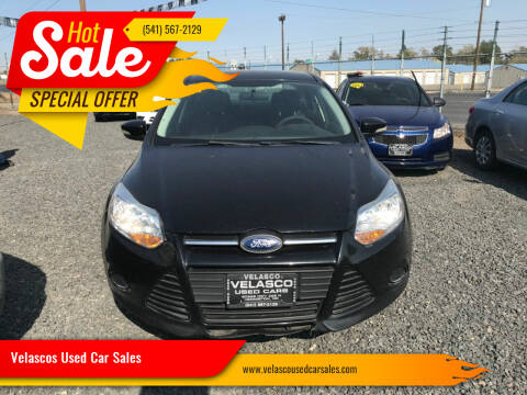 2013 Ford Focus for sale at Velascos Used Car Sales in Hermiston OR