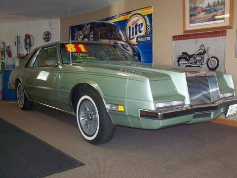 1981 Chrysler Imperial for sale at Country Side Car Sales in Elk River MN