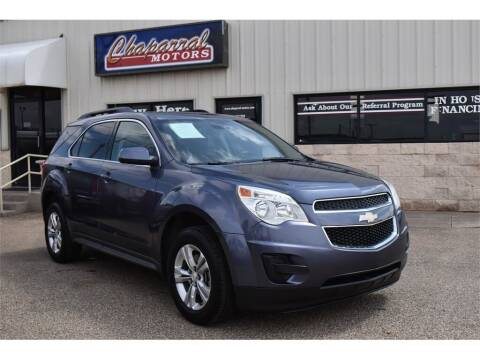 2013 Chevrolet Equinox for sale at Chaparral Motors in Lubbock TX