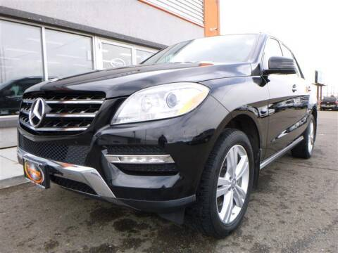 2015 Mercedes-Benz M-Class for sale at Torgerson Auto Center in Bismarck ND
