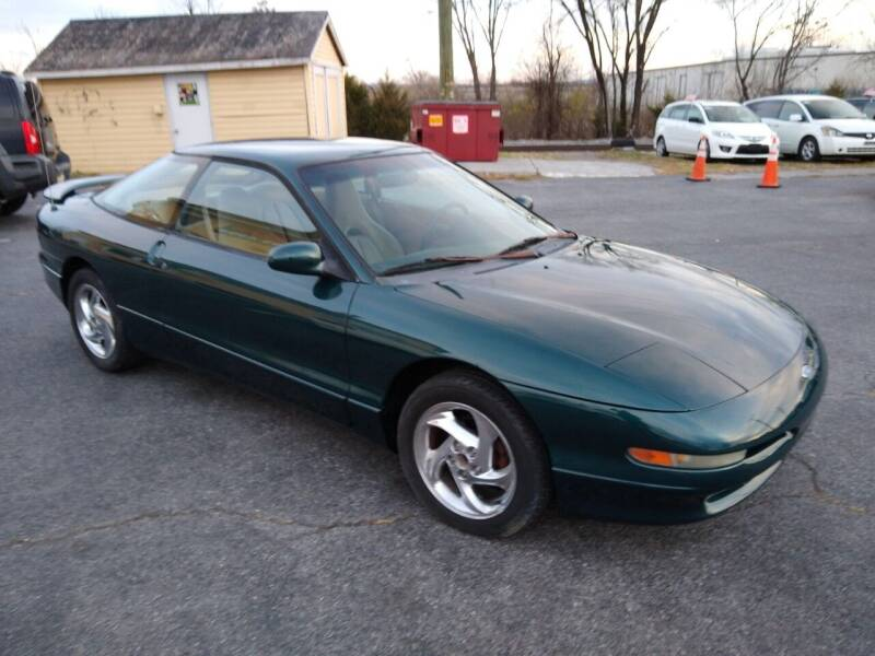 1996 Ford Probe for sale at Top Gear Motors in Winchester VA