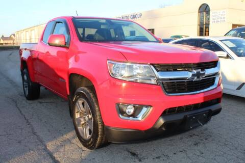2017 Chevrolet Colorado for sale at SHAFER AUTO GROUP in Columbus OH