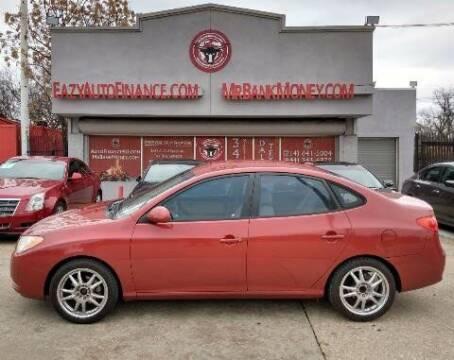 2009 Hyundai Elantra for sale at Eazy Auto Finance in Dallas TX