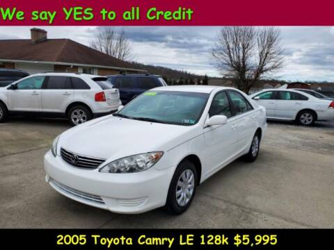 2005 Toyota Camry for sale at Fortnas Used Cars in Jonestown PA