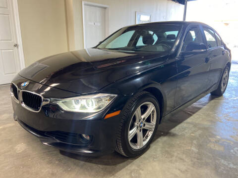 2014 BMW 3 Series for sale at Safe Trip Auto Sales in Dallas TX
