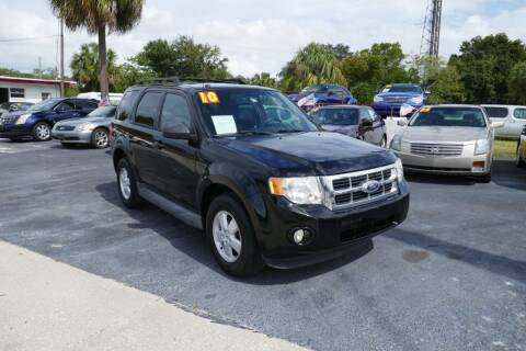 2010 Ford Escape for sale at J Linn Motors in Clearwater FL