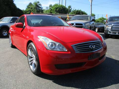 2008 Infiniti G37 for sale at Unlimited Auto Sales Inc. in Mount Sinai NY