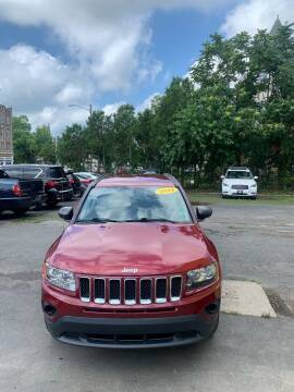 2014 Jeep Compass for sale at Hartford Auto Center in Hartford CT