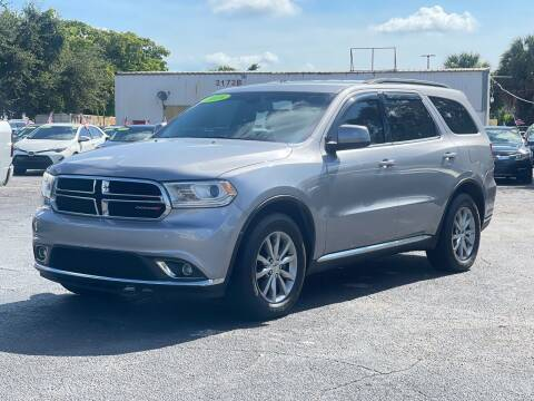 2016 Dodge Durango for sale at Bargain Auto Sales in West Palm Beach FL