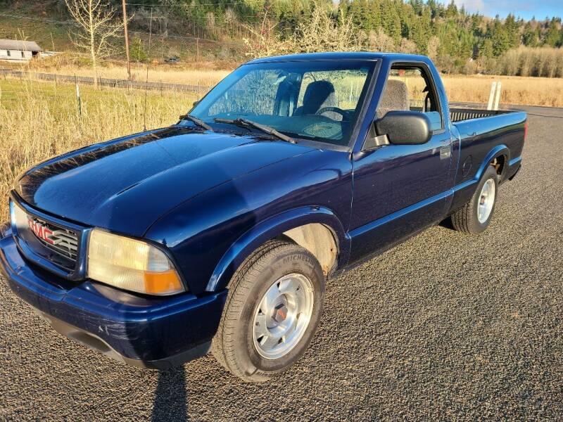 2001 GMC Sonoma for sale at State Street Auto Sales in Centralia WA
