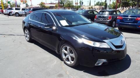 2010 Acura TL for sale at 559 Motors in Fresno CA