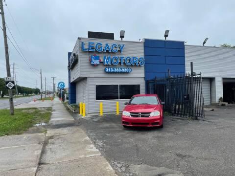 2012 Dodge Avenger for sale at Legacy Motors in Detroit MI