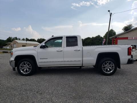 2014 GMC Sierra 1500 for sale at 220 Auto Sales in Rocky Mount VA