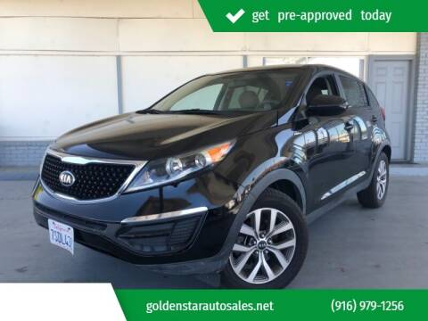 2014 Kia Sportage for sale at Golden Star Auto Sales in Sacramento CA
