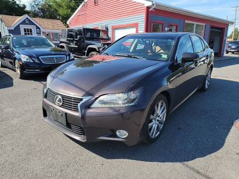 2014 Lexus GS 350 for sale at Top Quality Auto Sales in Westport MA