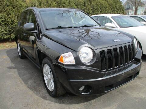 2010 Jeep Compass for sale at SPRINGFIELD AUTO SALES in Springfield WI