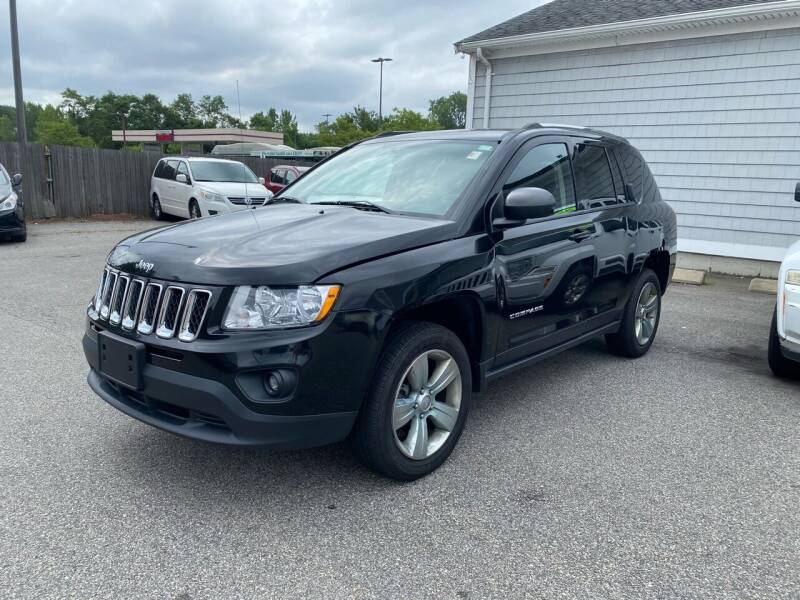 2012 Jeep Compass for sale at Capital Auto Sales in Providence RI