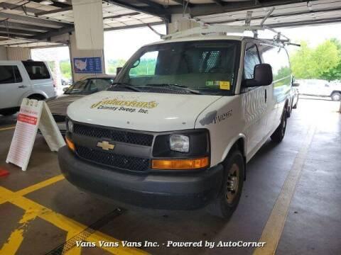 2012 Chevrolet Express Cargo for sale at Vans Vans Vans INC in Blauvelt NY