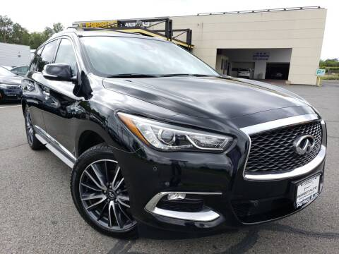 2017 Infiniti QX60 for sale at Perfect Auto in Manassas VA