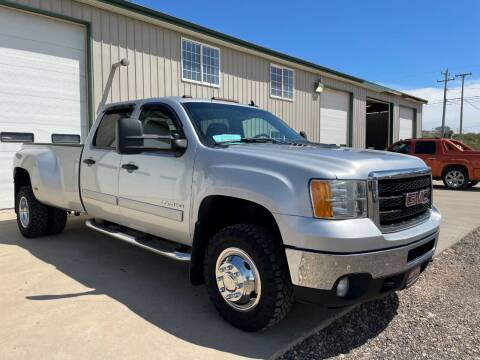 2011 GMC Sierra 3500HD for sale at Northern Car Brokers in Belle Fourche SD