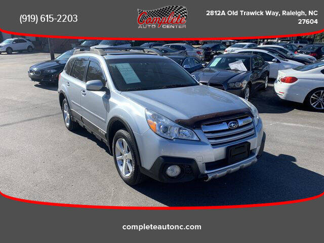 2013 Subaru Outback for sale at Complete Auto Center , Inc in Raleigh NC