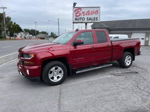 2018 Chevrolet Silverado 1500 for sale at Bravo Auto Sales in Whitesboro NY