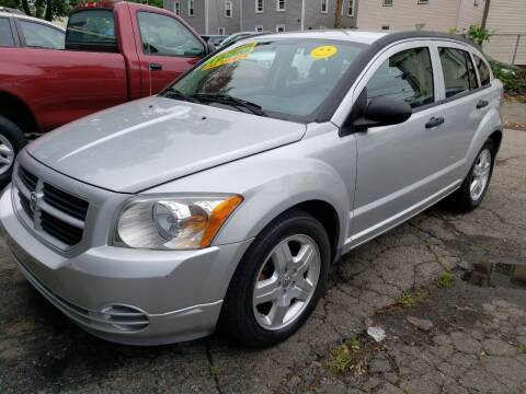 2008 Dodge Caliber for sale at Devaney Auto Sales & Service in East Providence RI