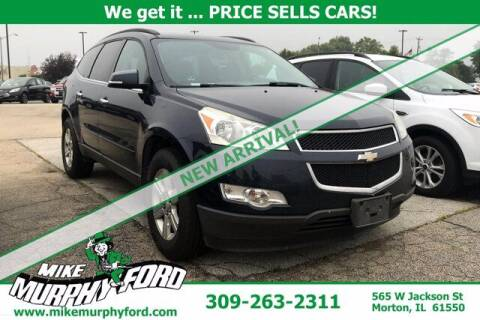 2011 Chevrolet Traverse for sale at Mike Murphy Ford in Morton IL